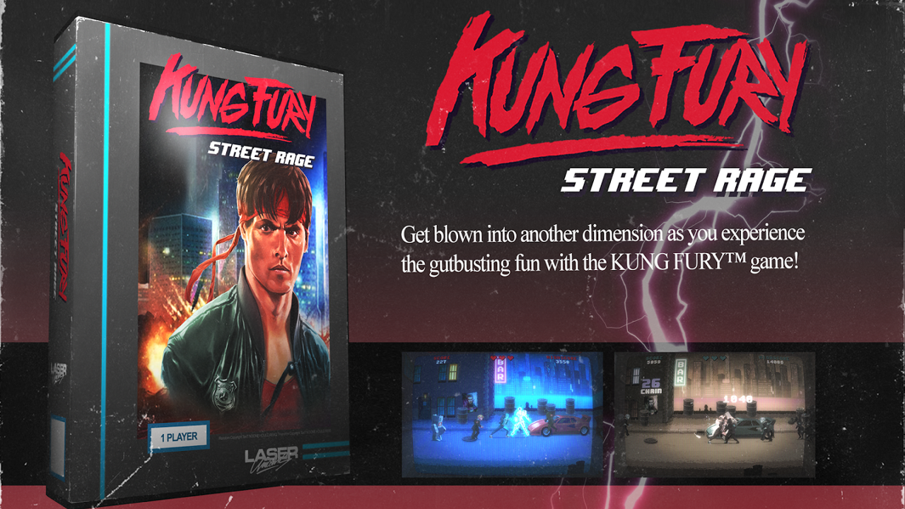Kung Fury: Street Rage Gameplay IOS / Android