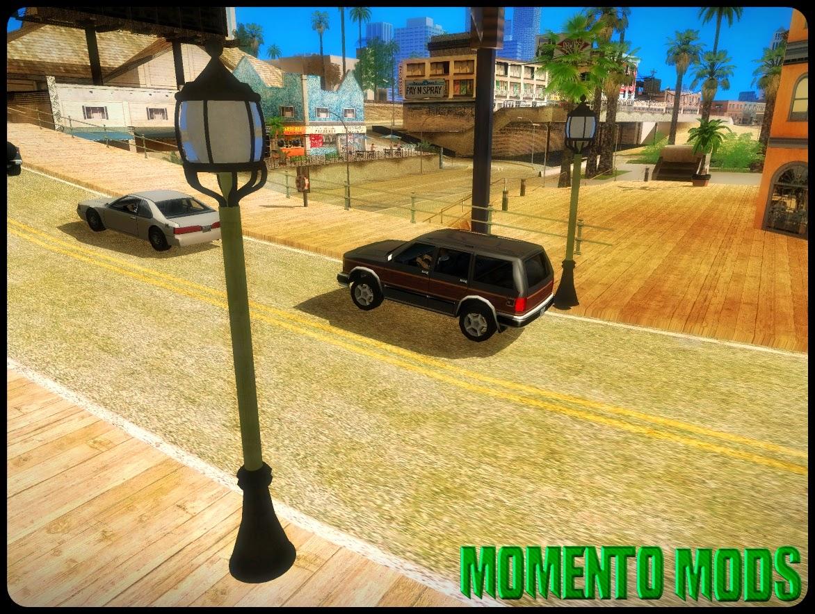 GTA SA - Pack De Objetos HD