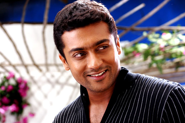 Suriya impressed with Nalan's Script
