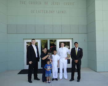 Angel's Baptism