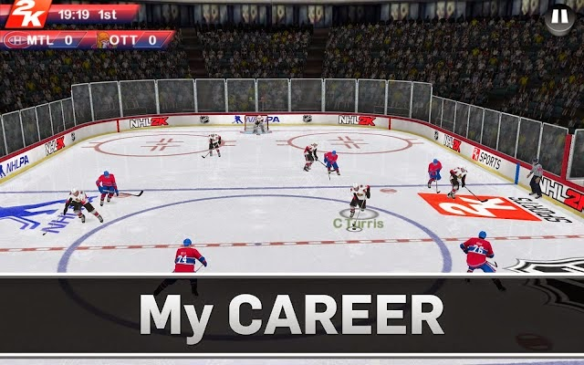 NHL 2K v1.0.0 Apk Obb Android