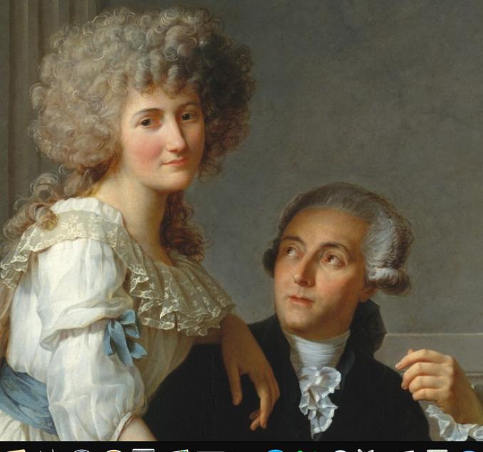 Famous Scientists - Marie-Anne Lavoisier