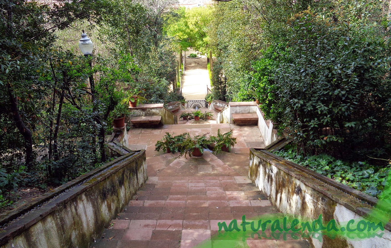 La naturaleza en casa los jardines de laribal for Jardines laribal