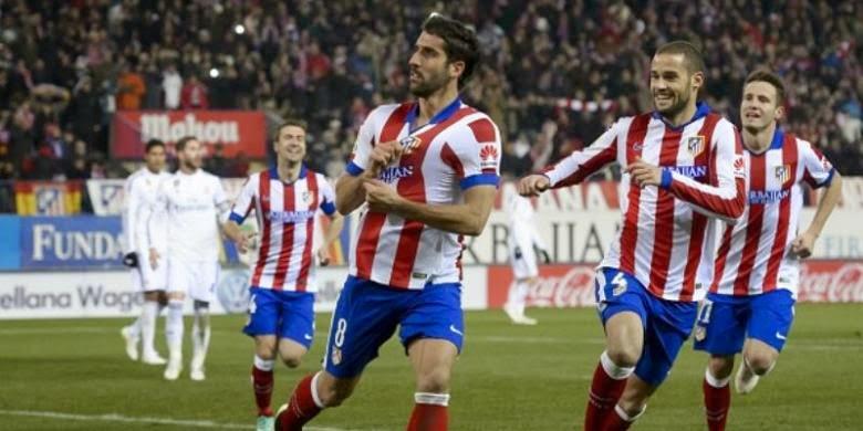 Poker Online- Atletico Kembali Lebih Perkasa ketimbang Real Madrid