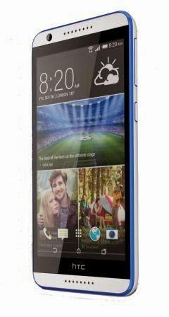 HTC Desire release 820s with quad-core processor 1.7 GHz 64-bit