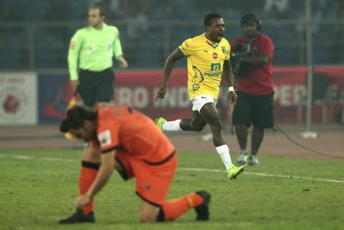 Delhi Dynamos vs Kerala Blasters