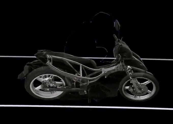 Bukti Yamaha Jupiter MX King 150 Aman Cornerning dalam Keadaan Standar