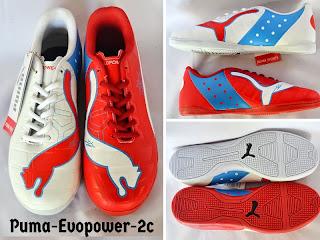 For Man Do Sprocepi: Sepatu Futsal Beda Warna