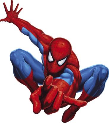 Imagen del Hombre araña o Spiderman