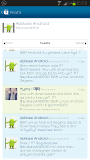 UberSocial for Twitter Apk - Aplikasi Twitter untuk Android Populer