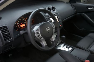 2012 Nissan Altima Interior