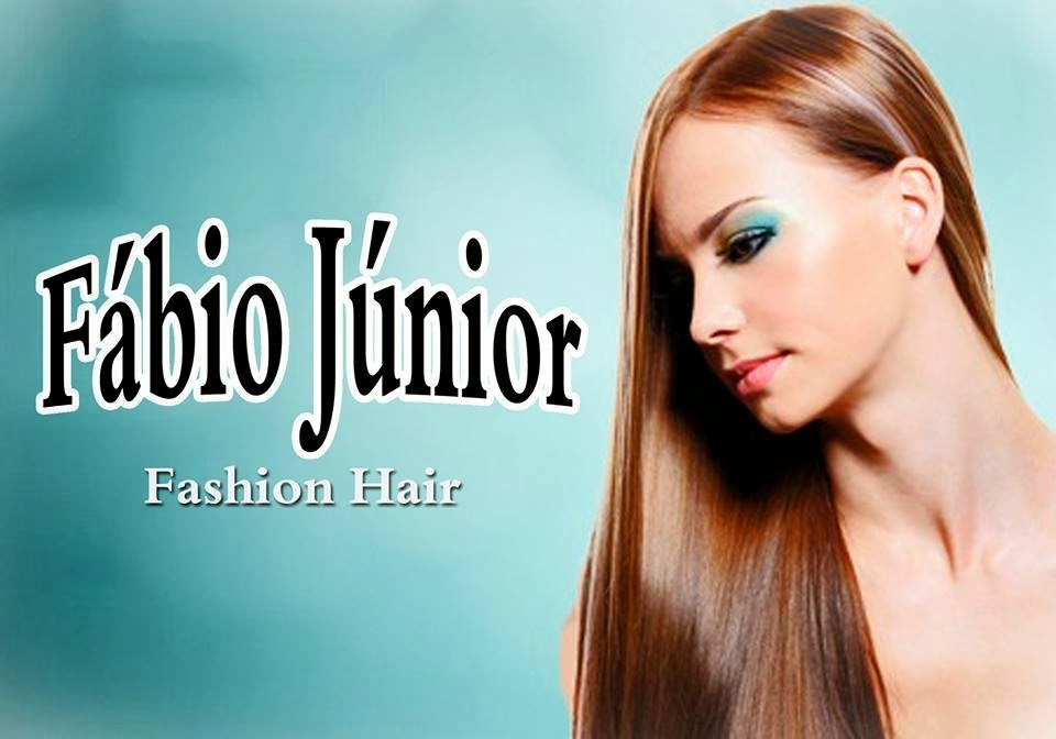 FÁBIO JÚNIOR GUIA FASHION  HAIR