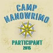 Camp NaNo 2015!(April)