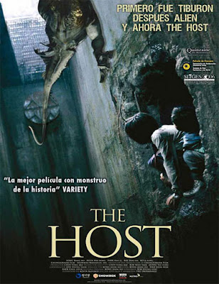 The host (2006) Online
