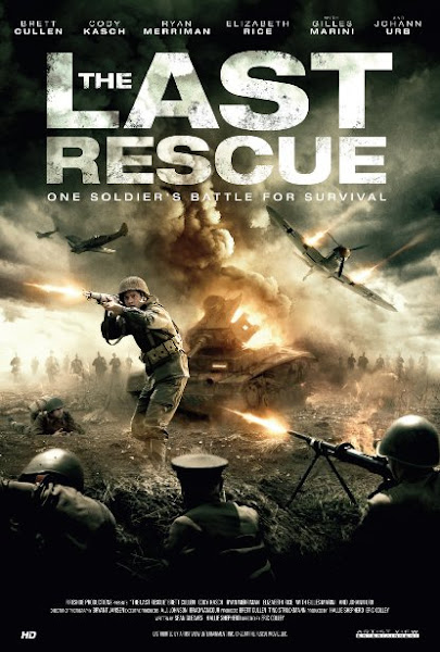 Poster of The Last Rescue 2015 720p BRRip English
