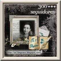 Selinho carinhoso da Maria Luisa - Os 7 Degraus.