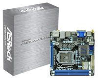 Motherboard ASRock H67M-ITX/HT Untuk Intel® Core™ 2nd Generation