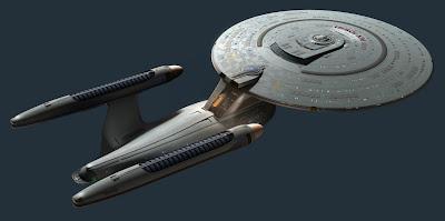 T  Ambassador Build Star Trek O Line