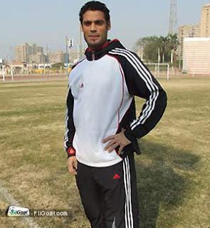محمد عبدالمنصف حارس مرمى إنبي