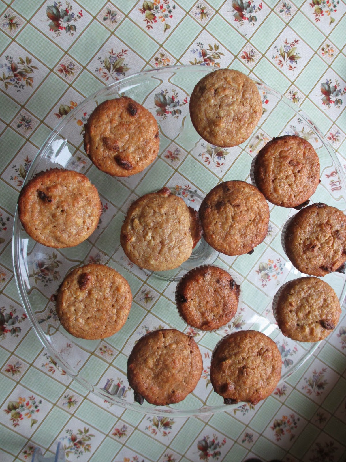 muffinid kohupiimaga