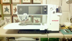 My Bernina 830