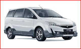 Harga Proton Exora Super Premium (SP)