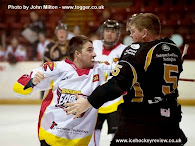 John Milton / Eventog (Blackburn Hawks)