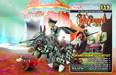 Wizard101 Grand Tourney Arena Gauntlet Bundle