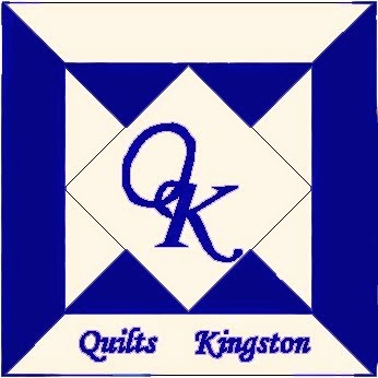 Click Logo to visit Quilts Kingston Website