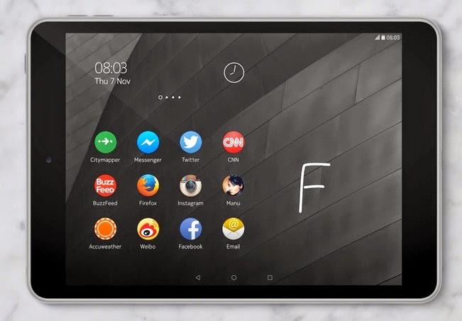 Nokia N1 | Tablet Android Lollipop Terbaru Dari Nokia | spesifikasi dan Review
