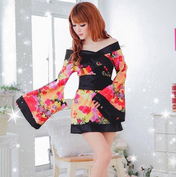 Baju Tidur Kimono fg160-2