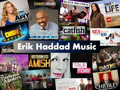 Erik Haddad Music