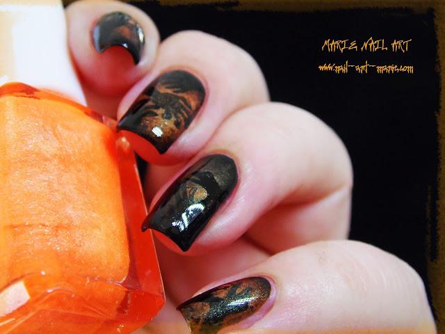Nail Art Ombres Terrifiantes2