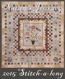 I'm Stitching Natures Journey