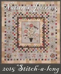 I'm Stitching Natures Journey