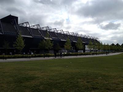 soccer stadium in Malmo