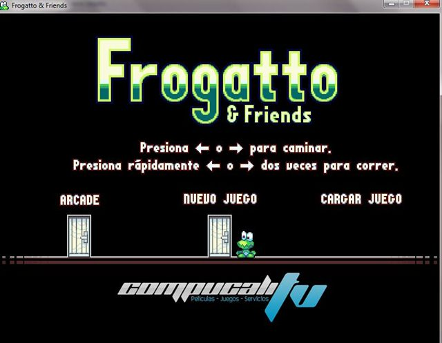 Frogatto And Friends PC