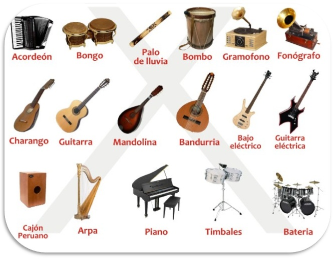 instrumentos cordofonos (imagenes) - INSTRUMENTOSMUSIC1