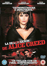 La desaparición de Alice Creed (2009)