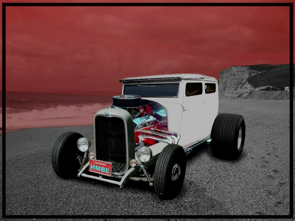 Hot Rod Deluxe Wallpaper