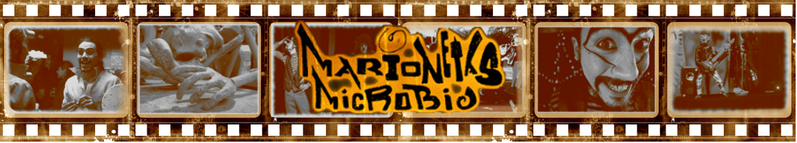 ..Marionetas MicroBio..
