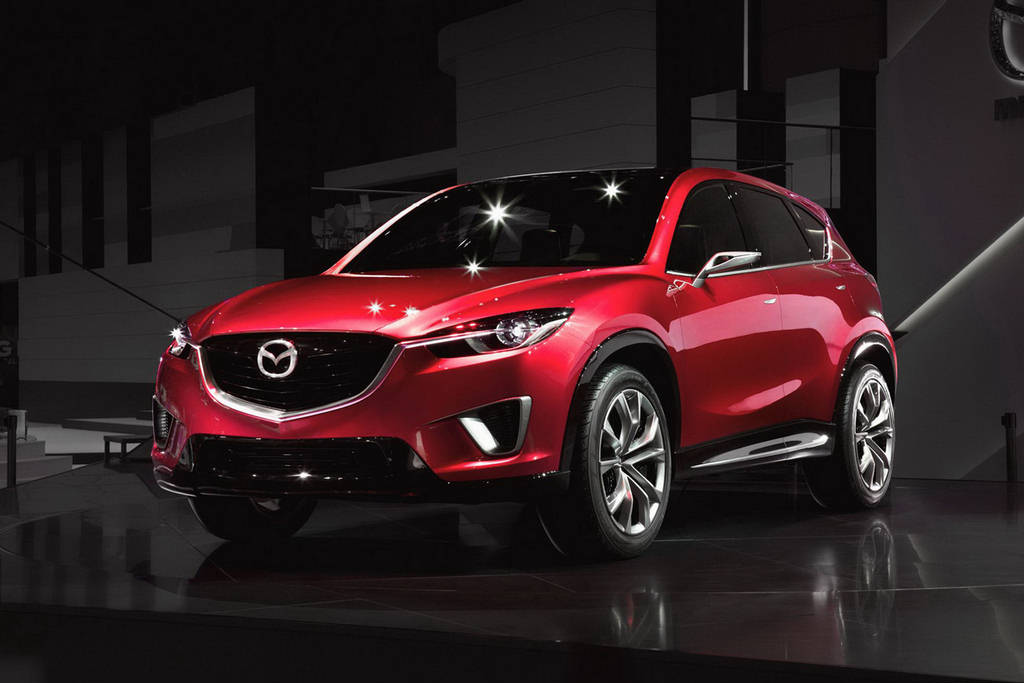 Mazda CX-5  New  Luxurious Car Wallpapers