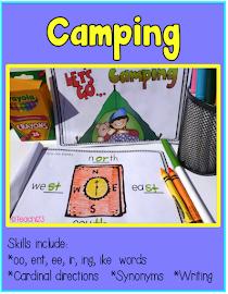 FREE: Camping Book