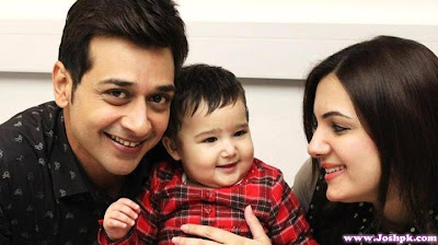 Faysal quraishi Latest family Pictures