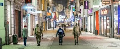 buongiornolink - Belgio, ministro Esteri Si ricercano 10 potenziali kamikaze. Sono armati