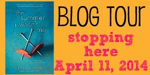 The Summer I Wasn't Me Blog Tour