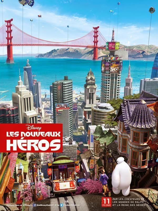Big Hero 6 Disney/Marvel animatedfilmreviews.filminspector.com
