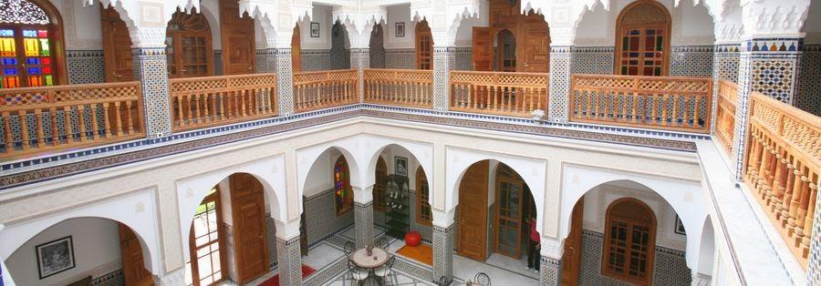 Les Riads à Marrakech