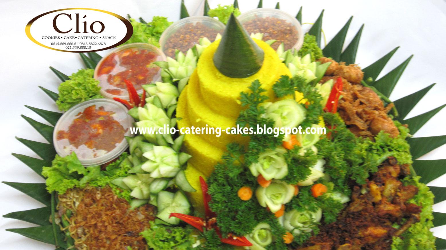 Hiasan Nasi Tumpeng Cake Ideas and Designs