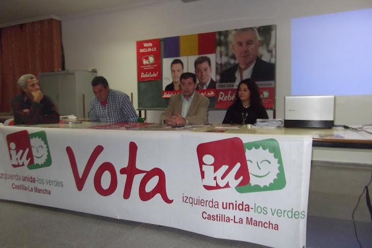 Agrupación Local de IU en Férez